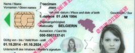 Identitätsdokumente