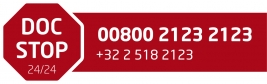 Doc Stop - Bloquez vos documents d'identité perdus ou volés au numéro 00800 2123 2123