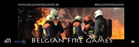 Belgian Fire Games 2016 : 22 équipes, 6 épreuves, 1 ticket pour les jeux mondiaux