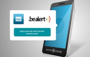 BE-Alert : Développement de la plateforme lancé