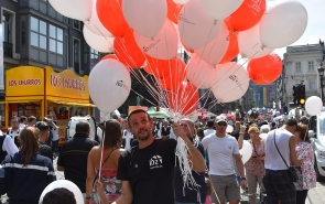 Photo 21 juillet ballons