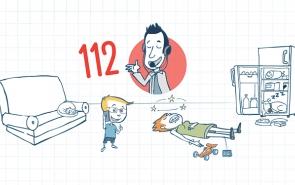 Vos enfants savent-ils appeler le 112 ?