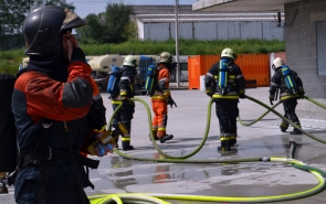 Save the date : nouvelle Autumn Class pour officiers pompiers