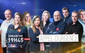 """Kijk nu zondag naar """"Appel d'urgence""""!"""